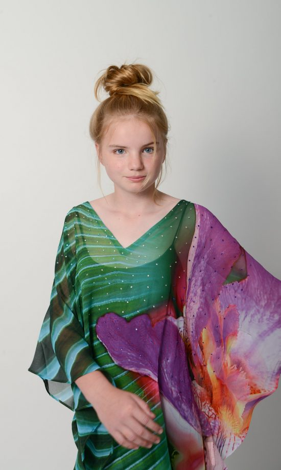 Iris Kids Kaftan * Limited Stock *