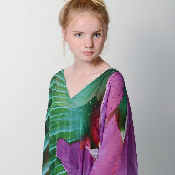 Iris Kids Kaftan * Limited Stock *