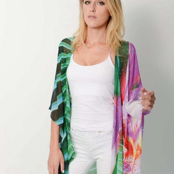 Iris Cape * Limited Stock *